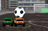 Speel nu het nieuwe voetbal spelletje Hummer Voetbal 1