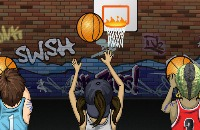 Basketbal Hoops