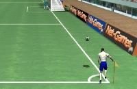 Speel nu het nieuwe voetbal spelletje Hoekschop
