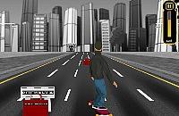 Skateboarden op Straat