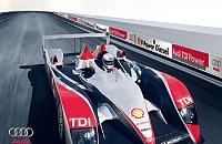 Shell Le Mans Race