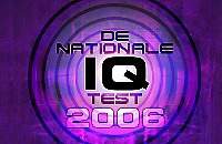 De Nationale IQ Test 2006