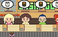 Sushi Bar Bediening 2