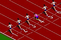 100 Meters Sprint