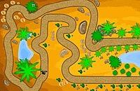Woestijn Parcours