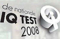 De Nationale IQ Test 2008