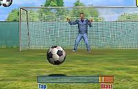 Speel nu het nieuwe voetbal spelletje Schieten en Schreeuwen