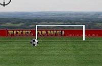 Speel nu het nieuwe voetbal spelletje Afstandsschot