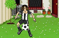 Speel nu het nieuwe voetbal spelletje Hooghouden Tuin