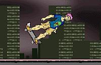 Skateboarden 3