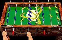 Speel nu het nieuwe voetbal spelletje Tafelvoetballen 2