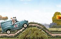 Wallece & Gromit Race