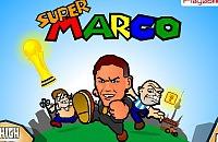Speel nu het nieuwe voetbal spelletje Super Marco