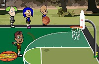 Bobblehead Basketbal