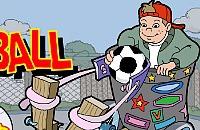 Speel nu het nieuwe voetbal spelletje Voetbal Katapult