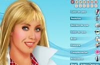Anahi Make Up