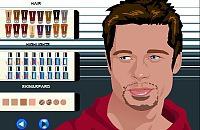 Brad Pitt Opmaken