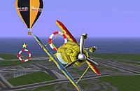 Stunt Piloot Eiland