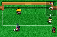 Speel nu het nieuwe voetbal spelletje Ghost Voetbal