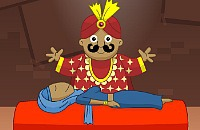 The Great Indian Magician