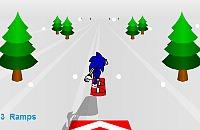 Sonic 3D Snowboarden