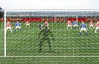 Speel nu het nieuwe voetbal spelletje Goal Keeper