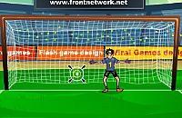 Speel nu het nieuwe voetbal spelletje Voetbal Uitdaging