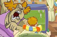 Speel nu het nieuwe voetbal spelletje Rustig Voetbal Kijken