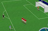 Speel nu het nieuwe voetbal spelletje Magical Kicks