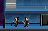 Jeux de Matrix