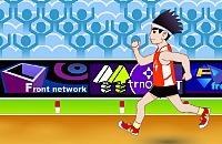 400m Running