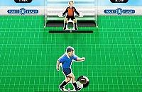 Speel nu het nieuwe voetbal spelletje Slapshot Voetbal