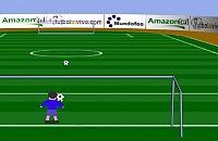 Speel nu het nieuwe voetbal spelletje Snelle Keeper