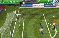 3D World Cup Soccer