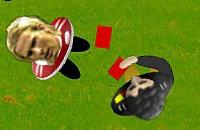 Speel nu het nieuwe voetbal spelletje Scheidsrechter