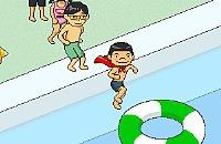 Zwembad Jump