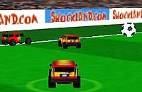 Speel nu het nieuwe voetbal spelletje Euro Hummer Voetbal