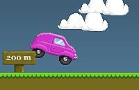 Paarse Auto