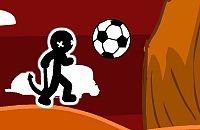 Speel nu het nieuwe voetbal spelletje Voetbal Mepper