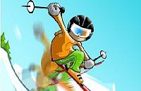 Stunt Ski Helling