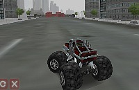 Monster Truck Dare Devil