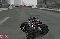 Monster Truck Dare Devil