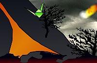 Origami Draak