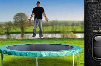 Trampoline Stunts