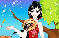 Cheongsam Dress Up