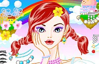 Pippi Longstocking Make Up