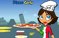 Pizza Girly