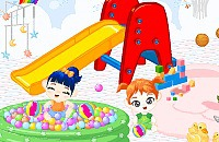 Playroom Make Over