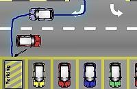 Parking Caravan