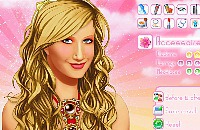 Ashley Tisdale Opmaken